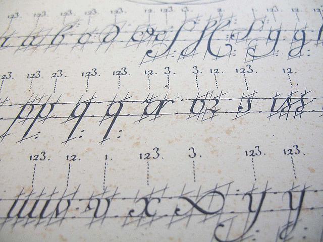 Letra de Molde. /¡Caligraf/ía Hermosa!